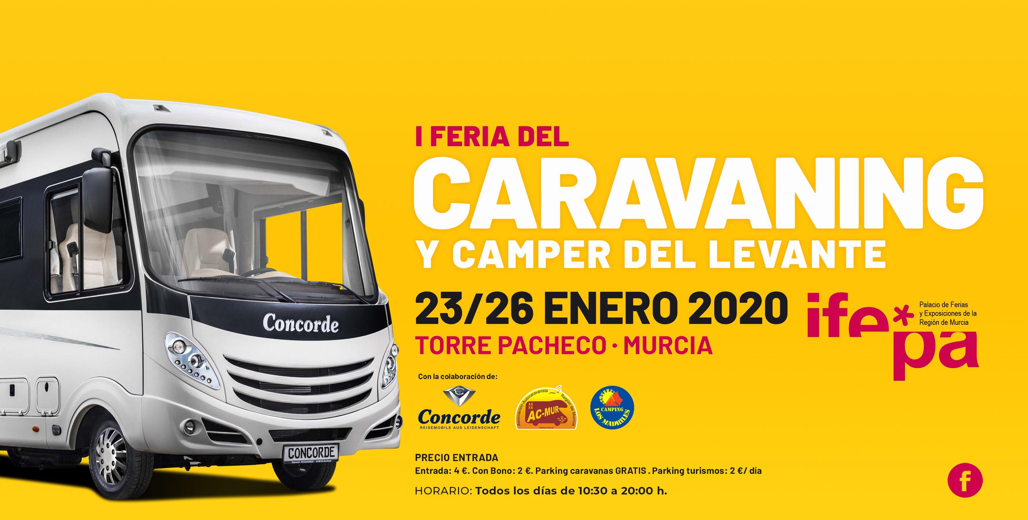 caravaning Murcia