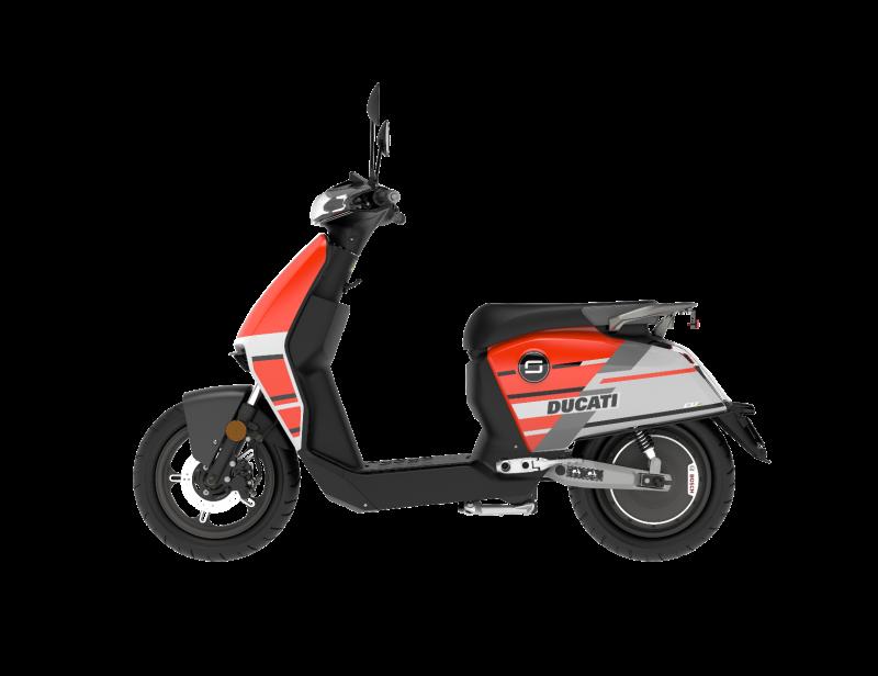 Super Soco CUx Edición Ducati
