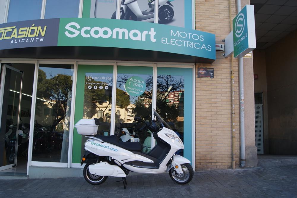 moto-electrica-alicante-efun-puma-blanco-blanca