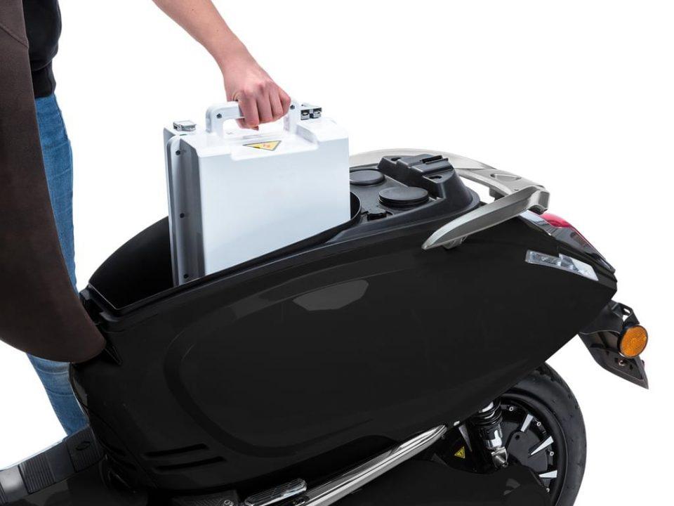 mejorar duración bateria moto eletriza