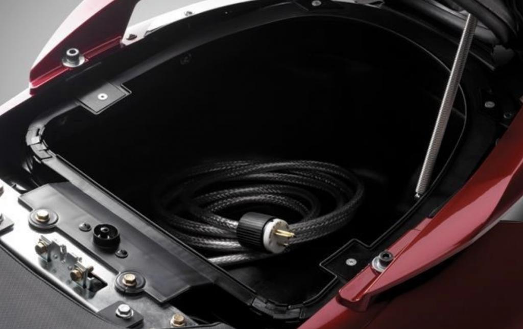 Cable de carga Vectrix VX-1