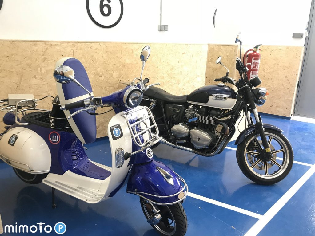 mimoto parking motos alicante